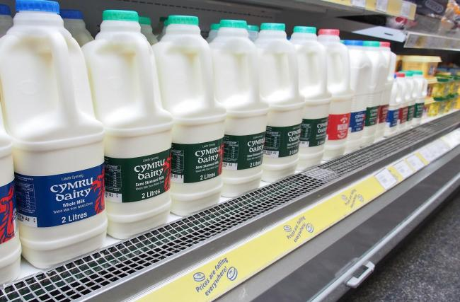 A new campaign will persuade consumers to drink more milk
