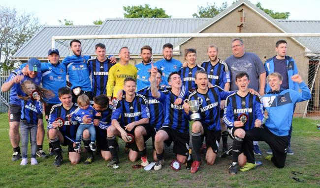 Hakin United after their last title win.