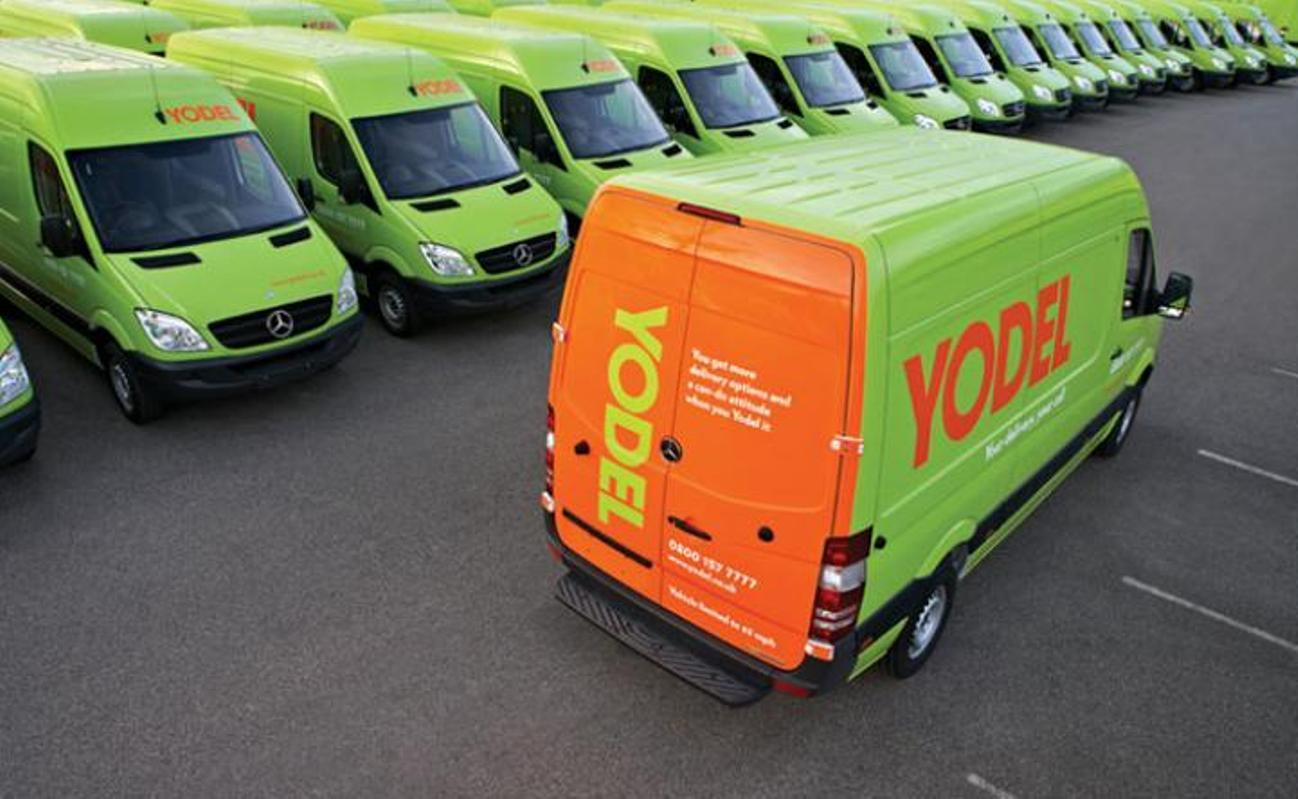 what time do yodel deliver till