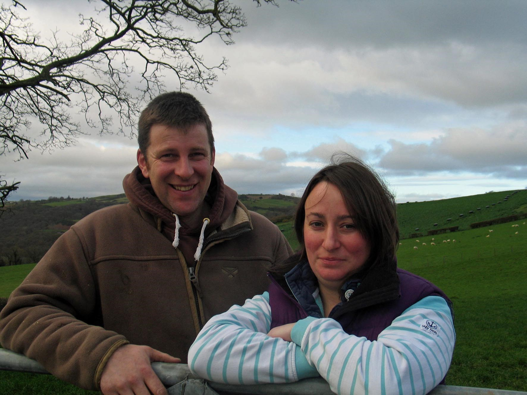 Fodder beet's high yield was a draw for Arthur and Menna Williams