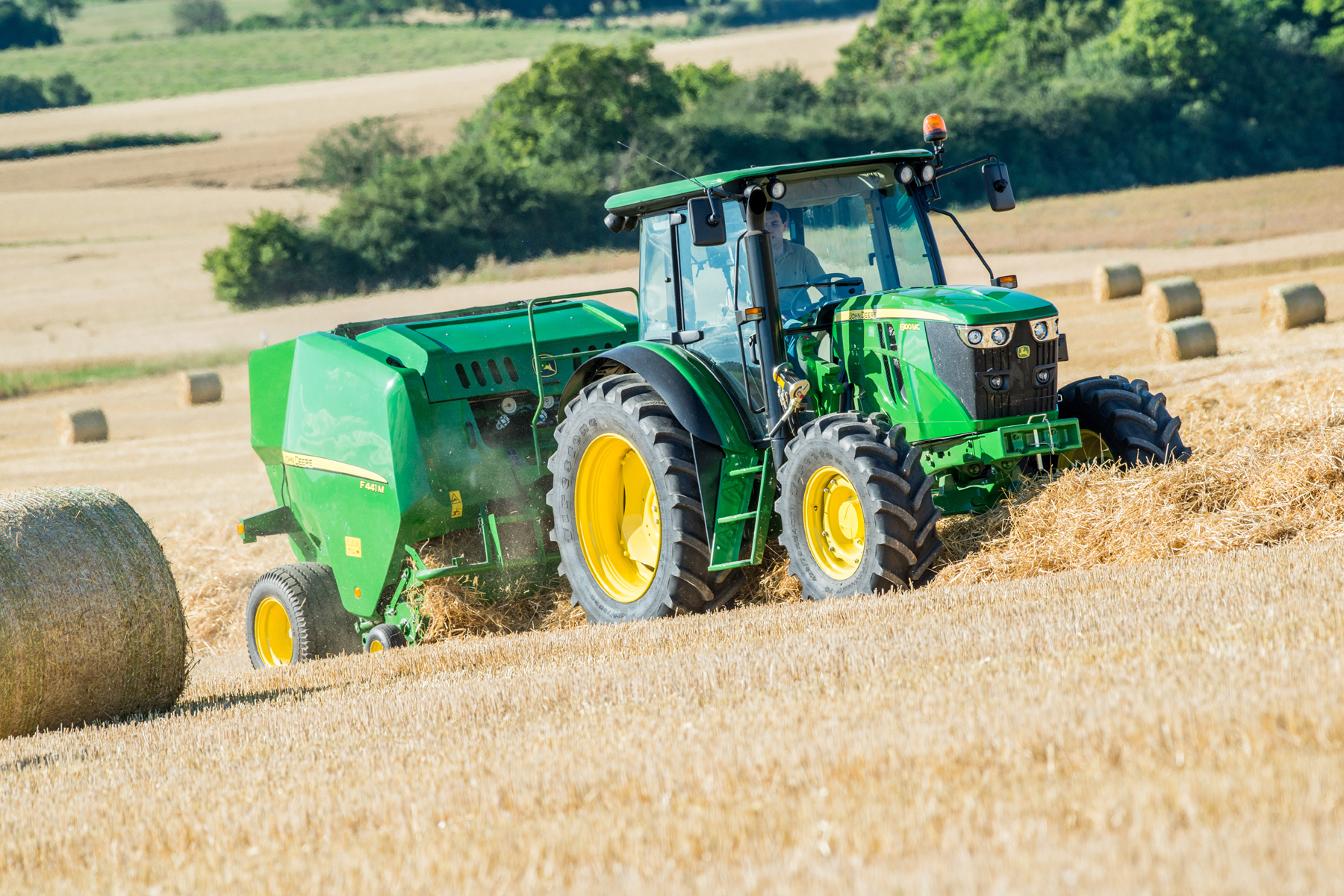 Straw is bringing record prices