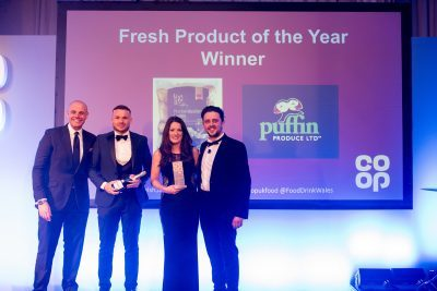 Awards pride for Puffin Produce