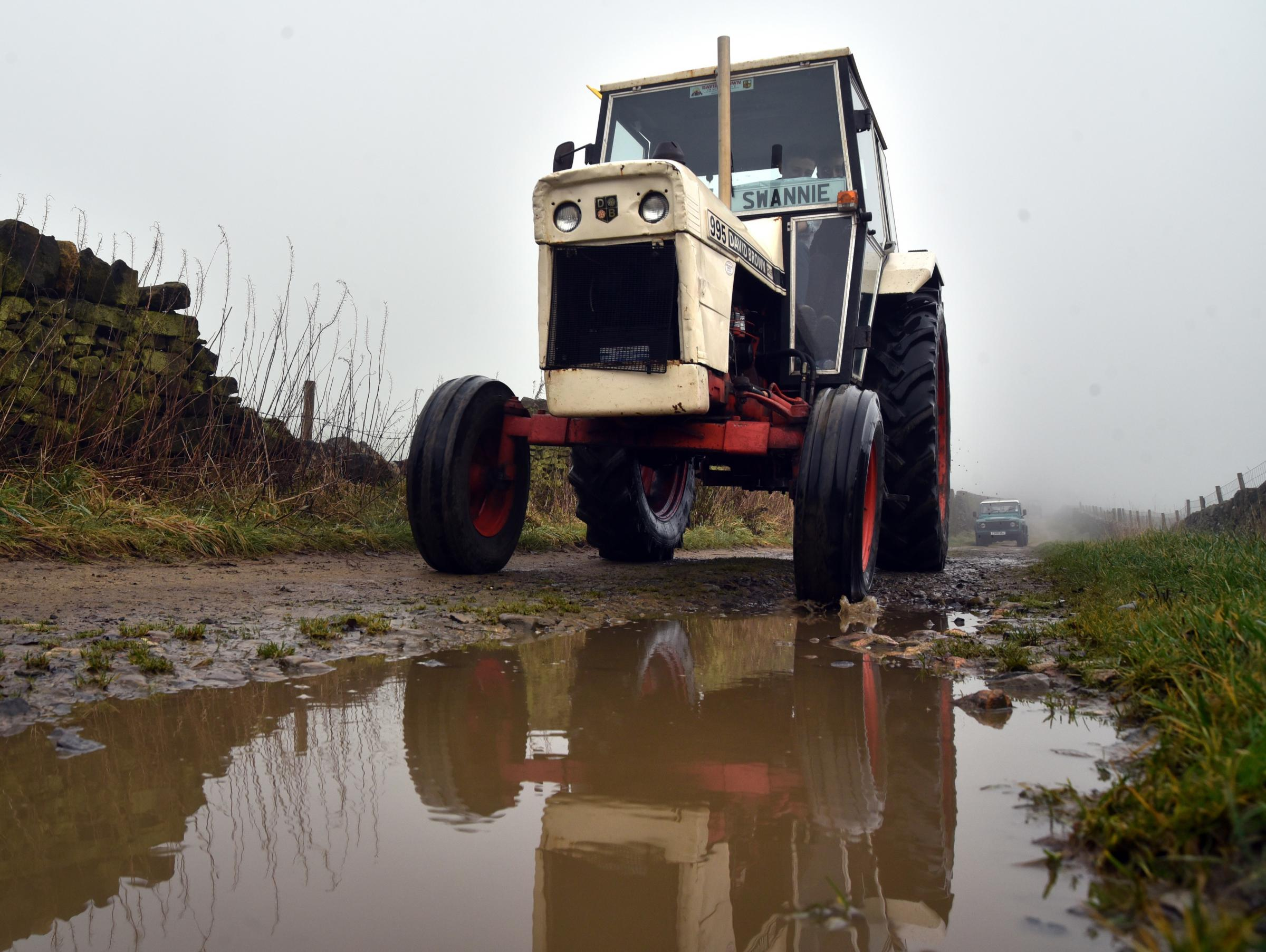 Pembrokeshire is gearing up for a major tractor run